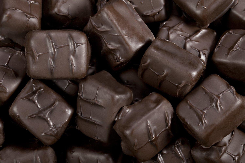 Dark Chocolate Peanut Butter Meltaways Candy Store