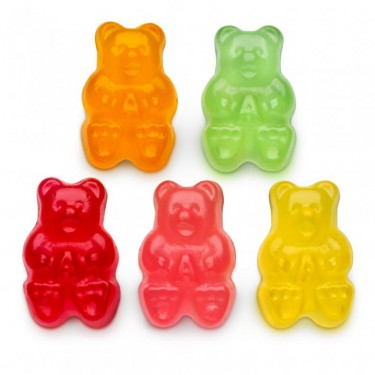 5 Natural Flavor Gummi Bears™