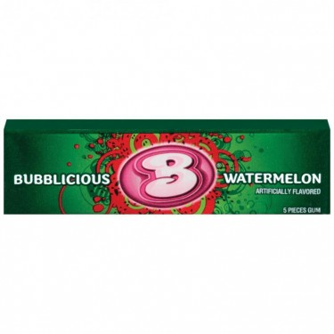 Bubblicious, Watermelon