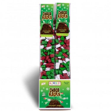 Christmas ChocoRocks® 3oz Tubes