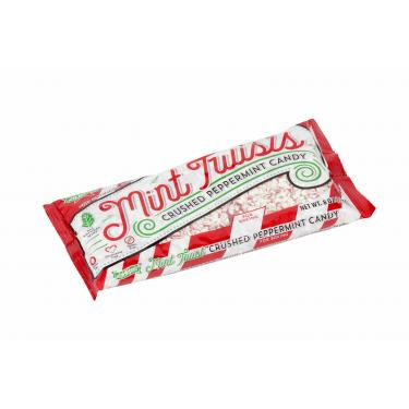 Crushed Red and White Mints
