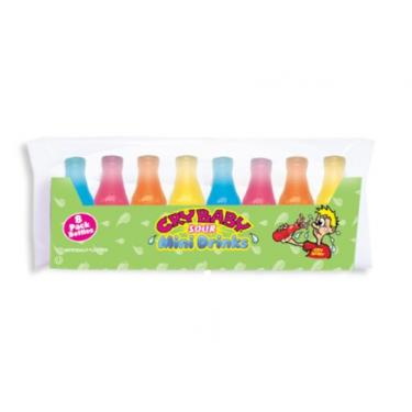 Cry Baby Wax Bottles, 8-Pack