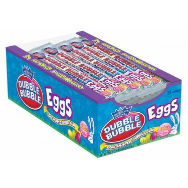 Dubble Bubble Gum Eggs Candy Store Albanese Confectionery