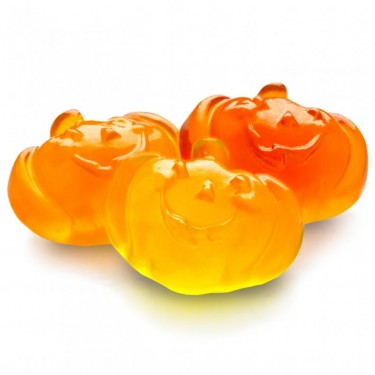 Fall Gummi Pumpkins