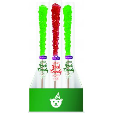 GIANT Christmas Assorted Rock Candy
