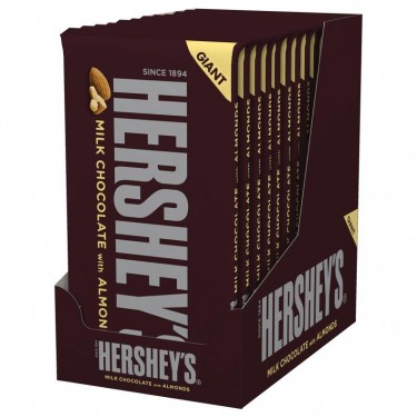 Giant Hershey's®  Bar, Milk Chocolate with Almonds