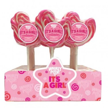 * SPECIAL ORDER* It's a Girl Whirly 1.5oz