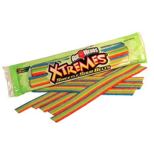 Airheads 174 Xtremes Rainbow Berry All Distributed Items