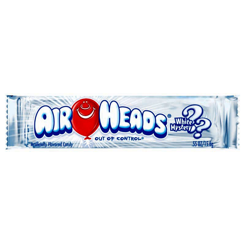 Airheads® White Mystery | All Distributed Items