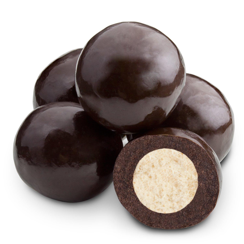 Dark Chocolate Triple Dipped Malt Balls   Bulk Unwrapped ...