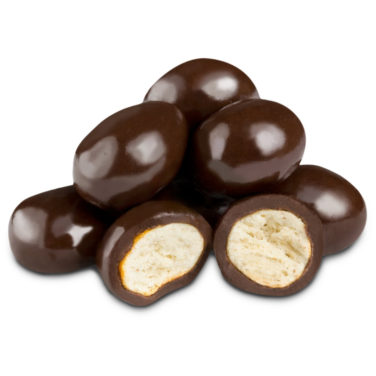 Dark Chocolate Pretzel Balls | Dark Chocolate | Chocolate
