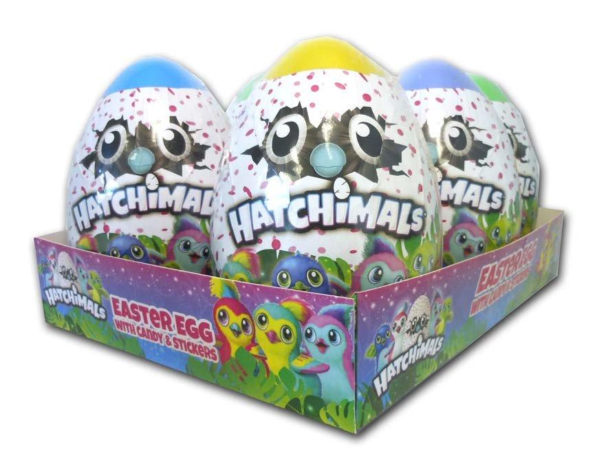 hatchimals jumbo eggs 423oz candy store albanese
