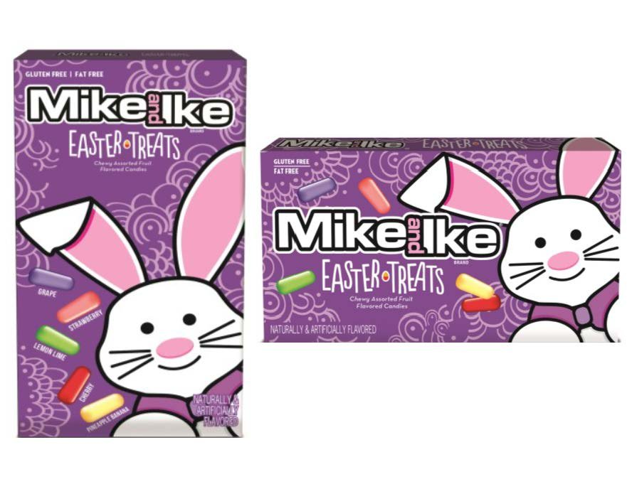 Mike Amp Ike 174 Easter Treats Theater Box 5oz Candy Store