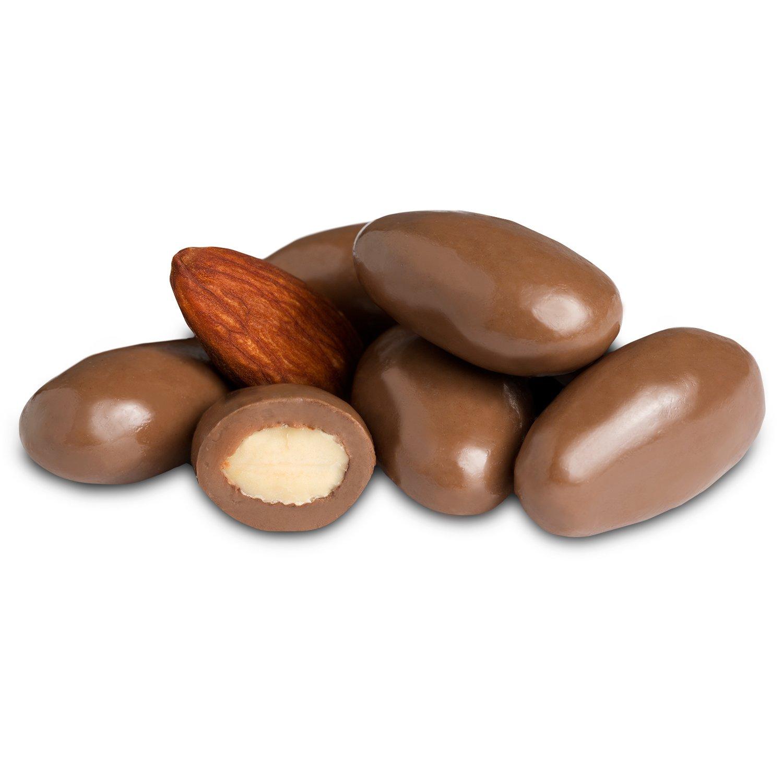 Milk Chocolate Covered Almonds Bulk