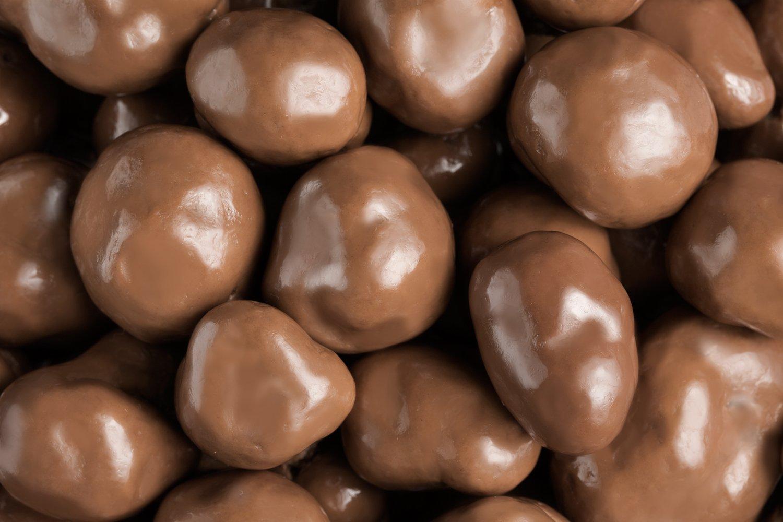Milk Chocolate Caramel Corn | Gold Label Chocolates | Chocolate ...