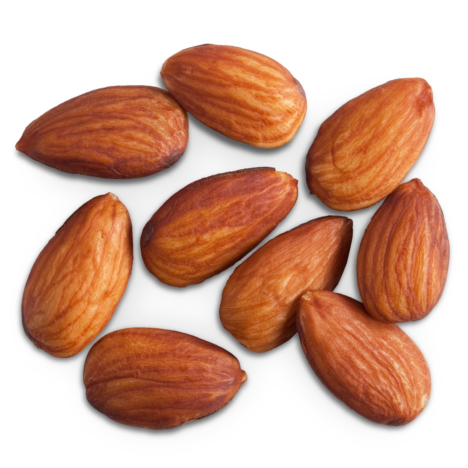 Almonds Nonpareil Roasted & No Salt Supreme | All Nuts ... Almonds