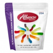 12 Flavor Mini Gummi Worms™