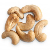 Cashews 210 Roasted & No Salt