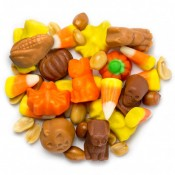 Autumn Peanut Party Mix