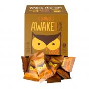 AWAKE Caffeinated Caramel Chocolate Bites, 0.58oz