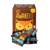 AWAKE Caffeinated Milk Chocolate Bites, 0.58oz