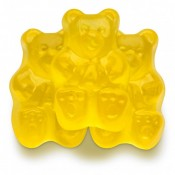 Banana Gummi Bears
