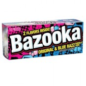 Bazooka Wallet Bubble Gum