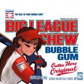 Big League Chew Girl Pouch, 2.12 oz