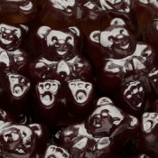 Black Cherry Gummi Bears