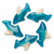 Blue Gummi Sharks