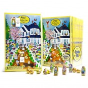 Bunny Hop Hunt Milk Chocolate Coutdown Calendar