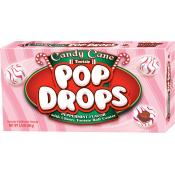 Candy Cane Pop Drops Theater Box, 3.5oz