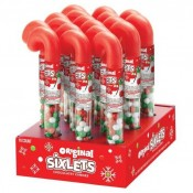 Sixlets® Christmas Candy Canes, 1.5oz
