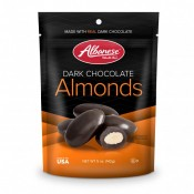 Dark Chocolate Almonds 5oz Gusset Bag