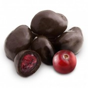 Dark Chocolate Dried Cranberries