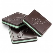 Dark Chocolate Giant Layered Mints