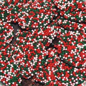 Dark Chocolate Maxi Christmas Nonpareils