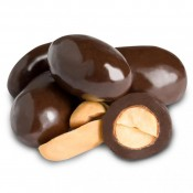Dark Chocolate Panned Peanuts