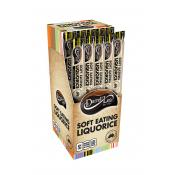 Darrell Lea Original Black Liquorice, Single Serve 1.4 oz Logs