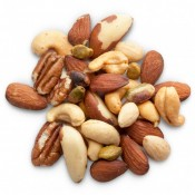 Deluxe Mixed Nuts - Roasted & No Salt