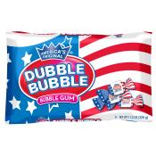 Dubble Bubble Flag Wrapped Original Flavor Gum, 11.5oz Bag