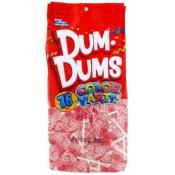 Dum Dums Light Pink/ Bubble Gum, 12.8oz bag