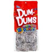 Dum Dums White / Birthday Cake, 12.8oz bag