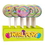 Easter Twirl Pops, 1oz