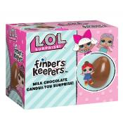 Finders Keepers  Milk Chocolate L.O.L Toy Surprise