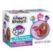 Finders Keepers™ Milk Chocolate My Little Pony Toy Surprise Egg
