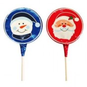Foiled Large Christmas Pops, 1oz
