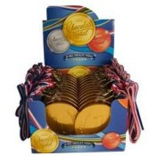 Fort Knox® #1 Milk Chocolate Medallions