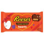 Giant Reese's Peanut Butter Hearts, 1 LB