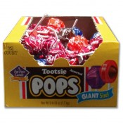 Giant Tootsie Pops